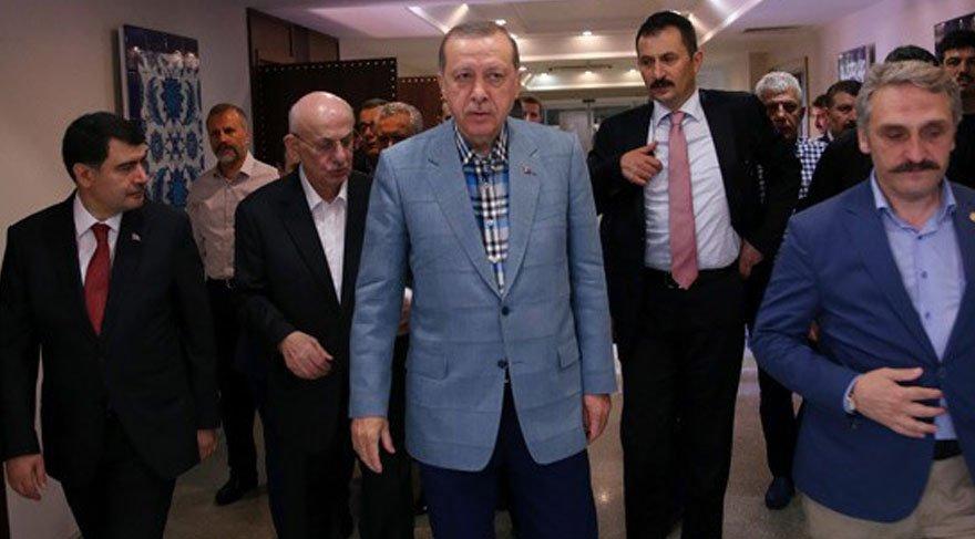 Ahmet Taşgetiren Erdoğan'ın rahatsızladığı o anları anlattı