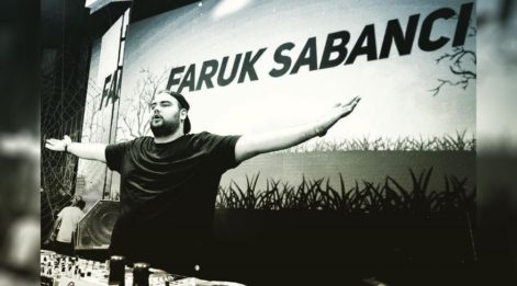 DJ Faruk Sabancı'nın en büyük hayali Grammy