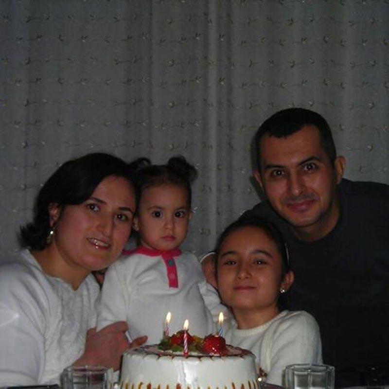 Fevzi Kıral evli ve 2 çocuk babasıydı...