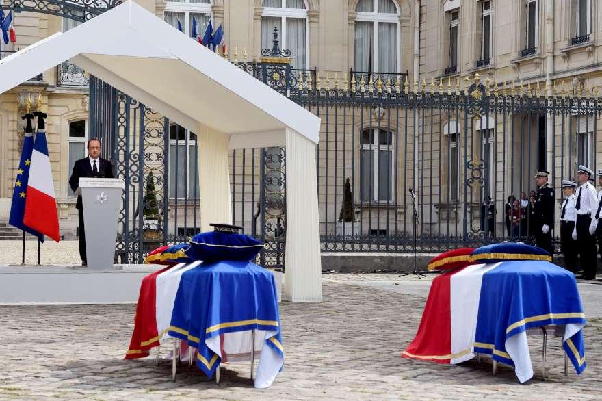 Fransa'nın en popüler caddesinde terör paniği