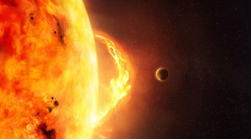 Güneş yaşam veren olduğu için, eğer bir gezegen Güneş'in kalbinde olursa, evren bir süreliğine o gezegenin dinamiği etkin oluyor demektir. Kısacası Güneş'i Kral gibi düşünürsek, Kral tahtını kısa bir süreliğine Mars'a bırakıyor diyebiliriz.