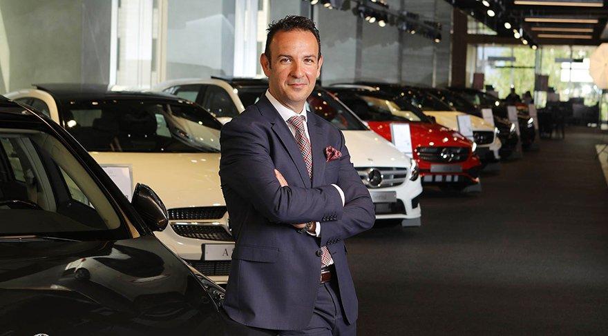 Koluman Motorlu Araçlar Ticaret ve Sanayi A.Ş. Otomobil Genel Müdürü ve İcra Kurulu Üyesi Altuğ Erciş