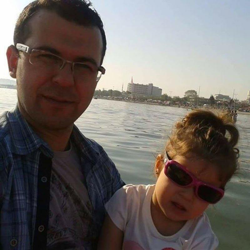 Şehit Yüzbaşı İlker Acar iki çocuk babasıydı...