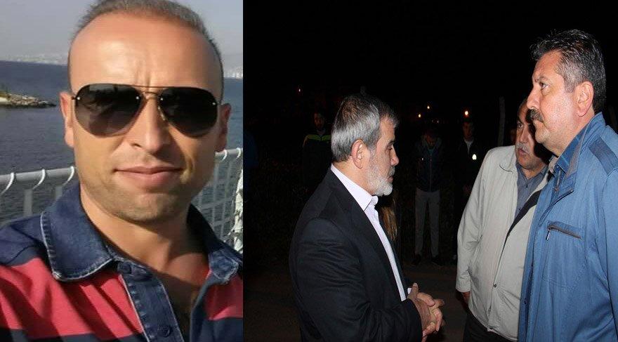 FOTO:DHA - Şehit İncekar'ın babası