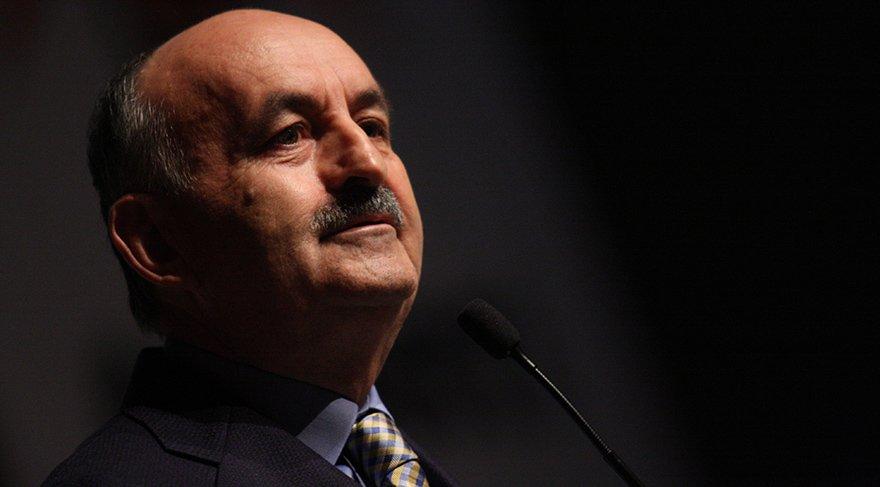 Bakan Müezzinoğlu işsizlik rakamlarını değerlendirdi