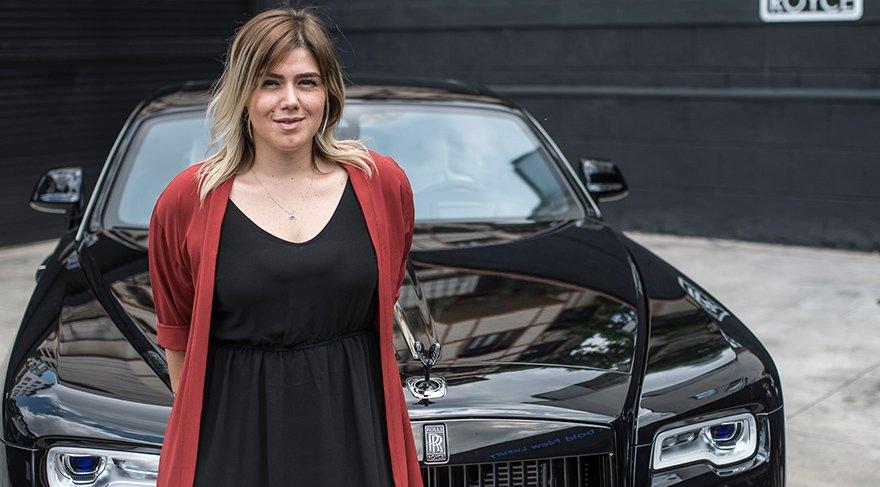 Rolls Royce Motor Cars İstanbul Marka Müdürü Hilal Aysal