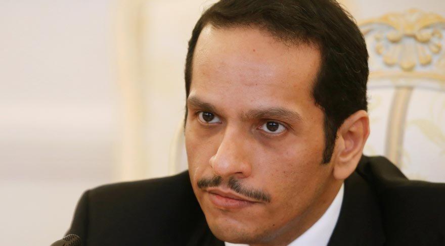 Katar: Blokaj değil diyalog