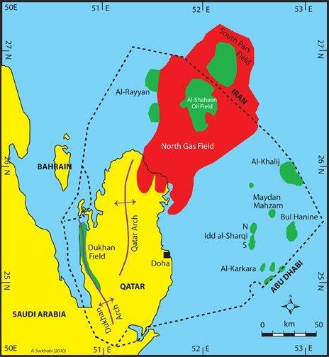 katar-dogal-gaz-rezervleri