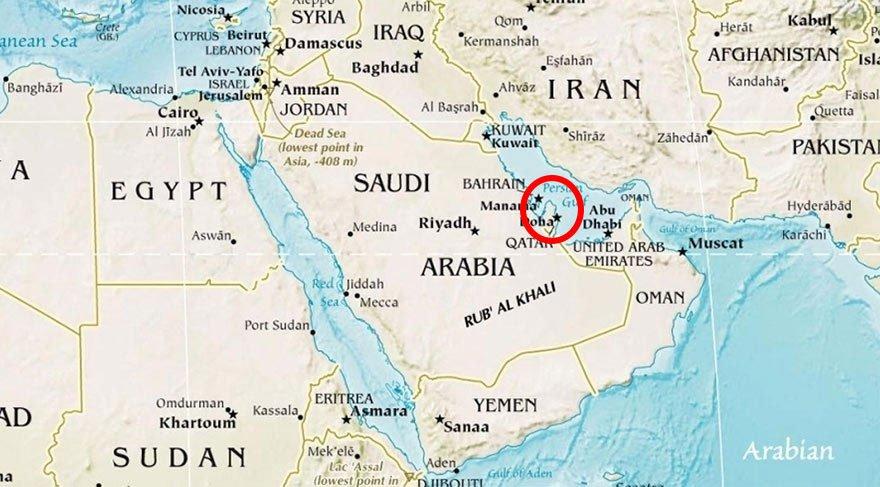 Katar nerede? Katar krizi nedir? Katar krizi Türkiye'yi etkiler mi?