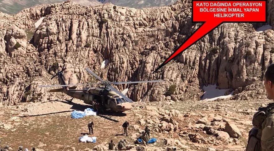 Kato operasyonuna 'Tümgeneral Aydoğan Aydın' ismi verildi