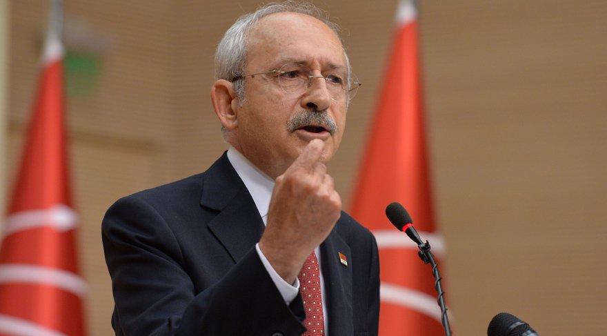Kılıçdaroğlu adalet için yürüyor…