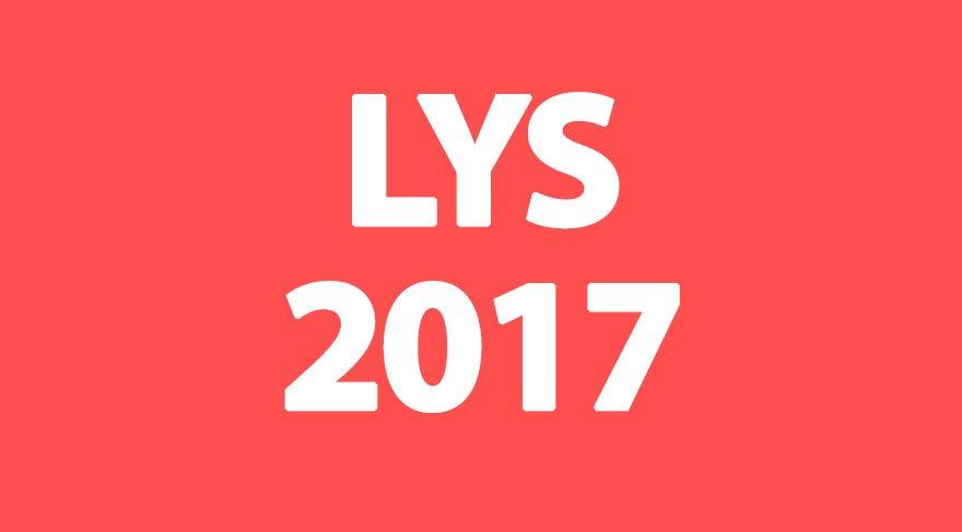 LYS sonuçları ne zaman açıklanacak? 2017 (LYS tercihleri ne zaman başlıyor?)