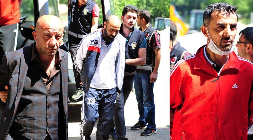 Ankara'da çek senet mafyasına yönelik operasyonda eski milli futbolcu Tanju Çolak'ın da aralarında bulunduğu 28 kişi gözaltına alınmıştı.