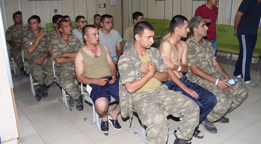 Sağlık Bakanlığı'ndan askerlerin zehirlenmesiyle ilgili flaş açıklama