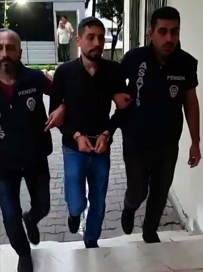 Saldırgan Ercan Kızılateş