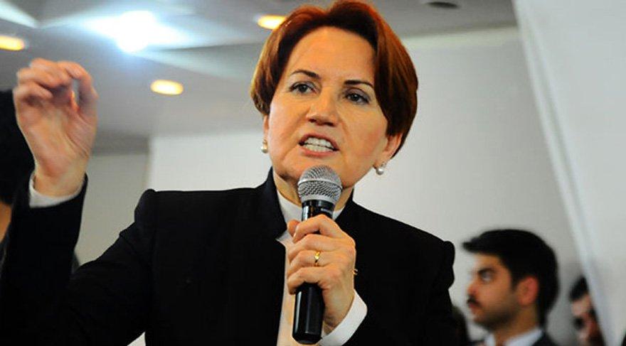 İşte Akşener'in yeni partisinin oy hedefi