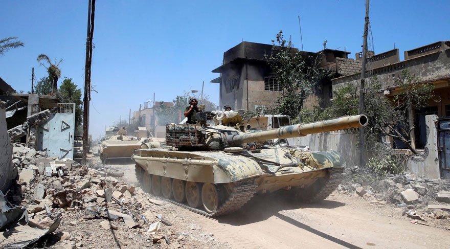 Irak ordusu: Ya teslim olun ya da ölün