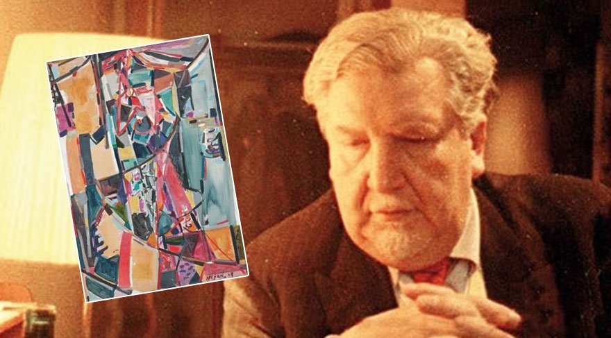 Nejad Devrim'in sahte resmini 225 bin TL'ye sattılar