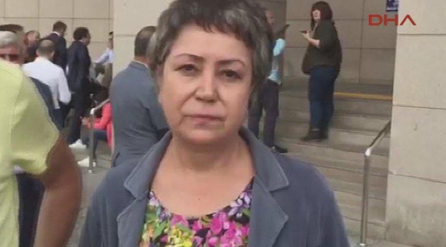 Enis Berberoğlu'nun eşi konuştu: Böyle bir suç yok