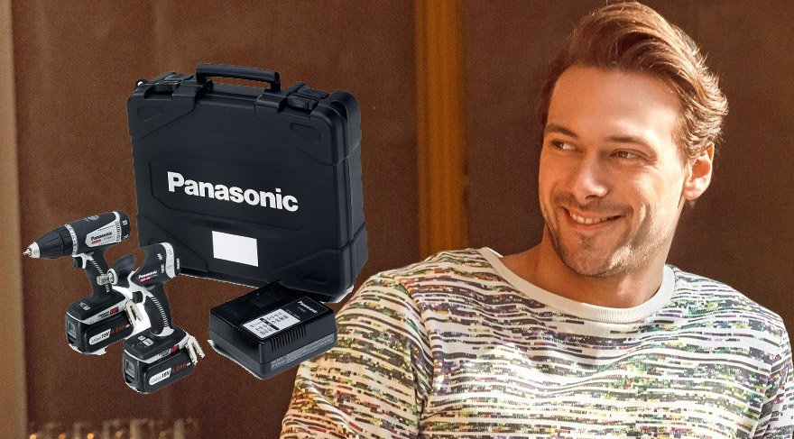 Panasonic'ten Babalar Günü için profesyonel destek