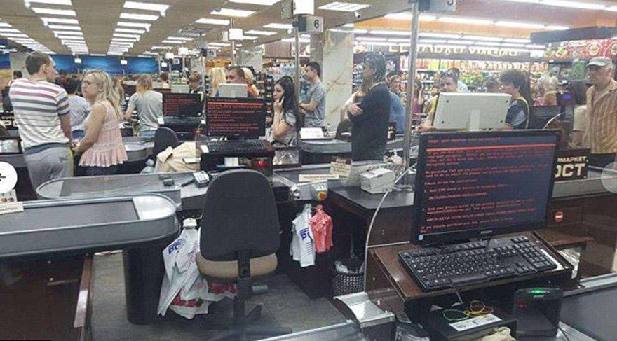 Bilgisayarlar yoğun saldırı altında! Türkiye de etkilendi