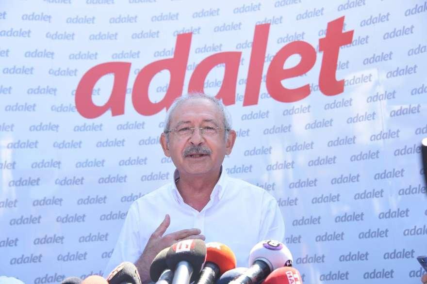 Kılıçdaroğlu'ndan Bahçeli'nin açıklamalarına cevap