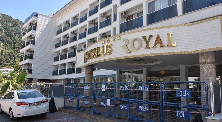 Marmaris'teki rezervasyon skandalı