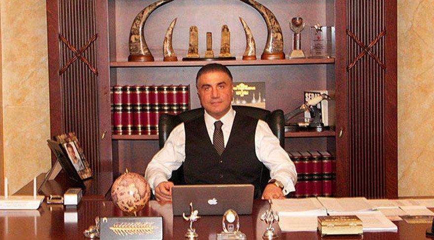 Sedat Peker'in akademisyenleri 'tehdit' davasında duruşmaya gelmedi