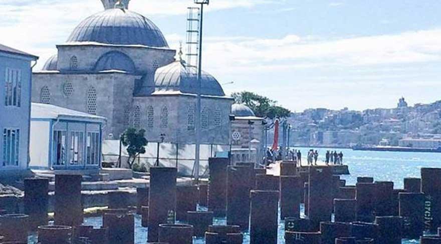 Mimarlar Odası, Şemsipaşa Camii için 6 ay önce uyarmış
