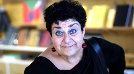 Serra Yılmaz'a MIX Milano Festivali'nde 'Komedi Kraliçesi' ödülü