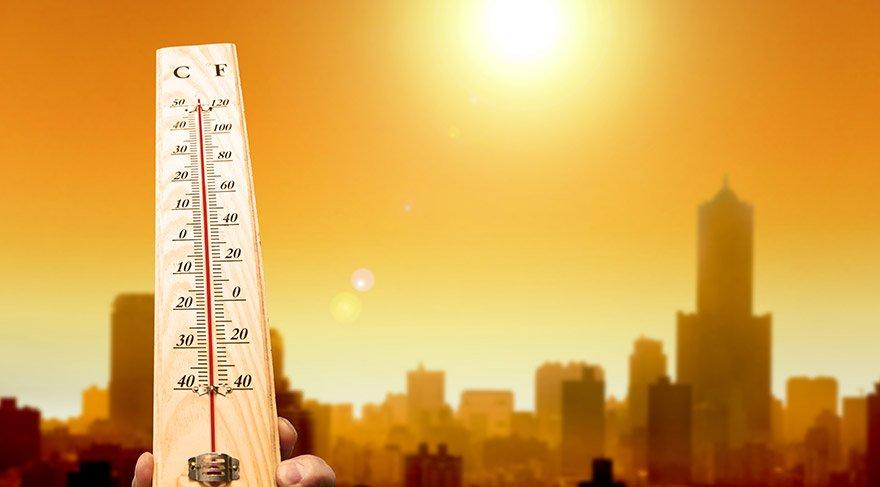Hava durumu 30 Temmuz: Meteoroloji verilerien göre kavrulacağız!