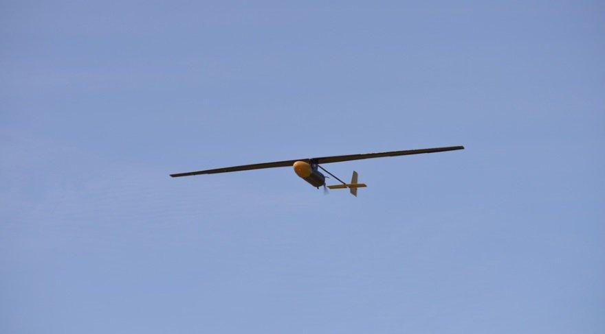 Günlerce havada kalabilen drone felaket durumlarında hizmet verecek