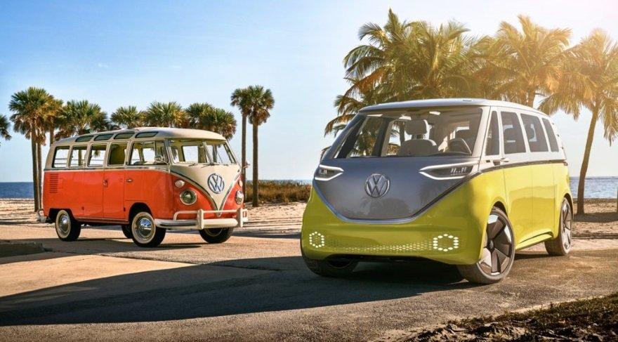 Volkswagen Mikrobüs sonunda seri üretime giriyor