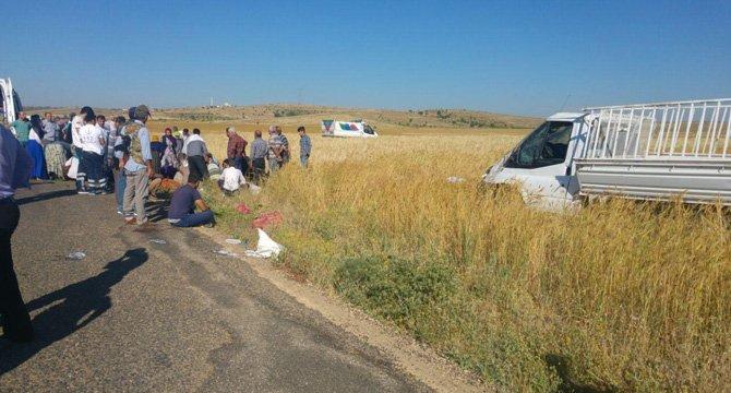 Son dakika Mardin'de kaza: 4 kişi hayatını kaybetti