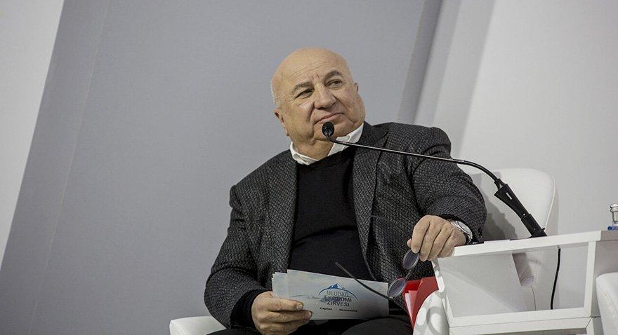 TAV CEO'su Sani Şener Fotoğraf: Depo Photos