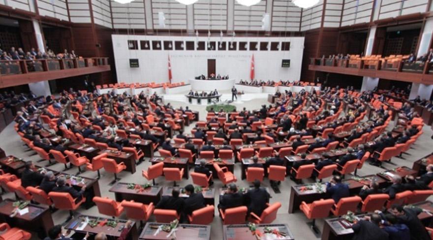 Meclis İç Tüzük teklifi kabul edildi