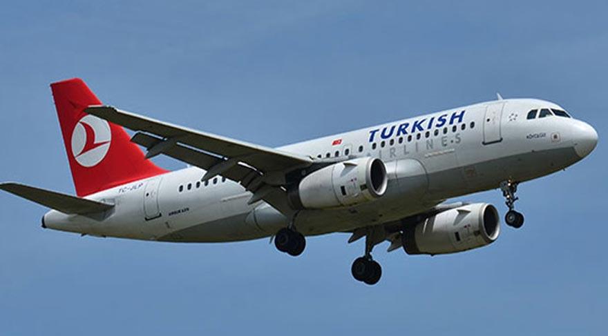 Yolcu taşkınlık yaptı THY uçağı Cezayir'e indi