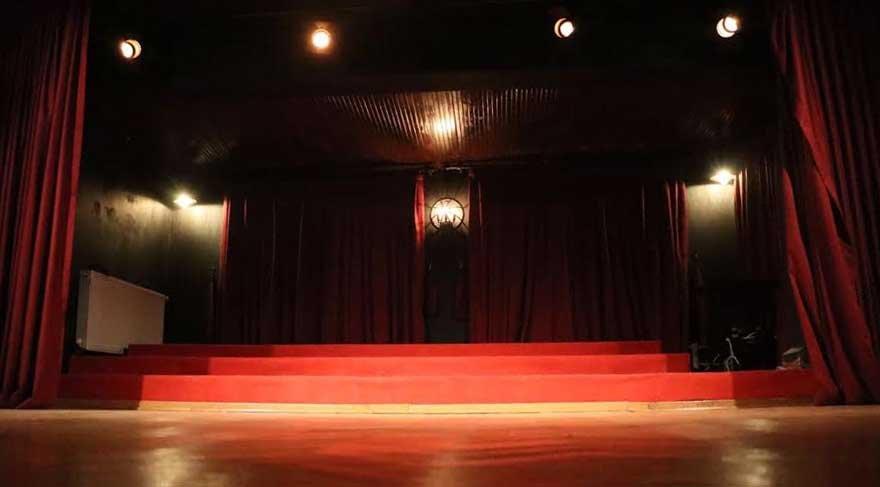 Ulusal Tiyatro Sahne Eseri Yarışması başladı