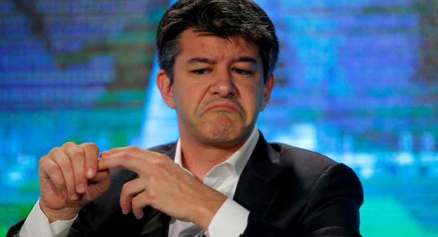 Uber'in CEO'su istifa etti