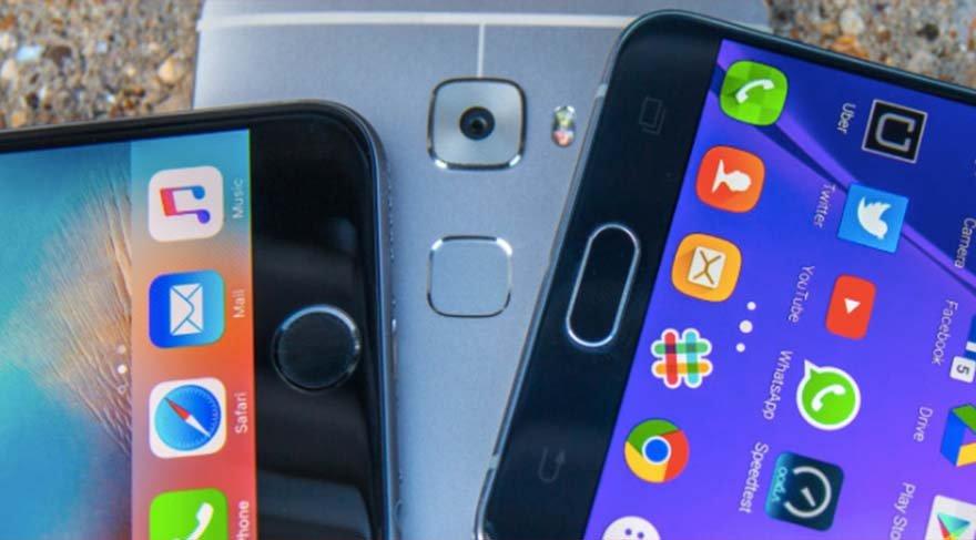 Akıllı telefonlarda parmak izi teknolojisi tamamen değişiyor