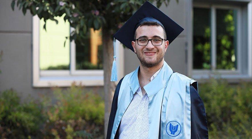 Yaşar Üniversitesi'nin en özel mezunu