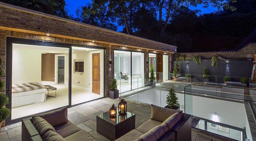4.5 milyon sterlin değerindeki Yeraltı Villası