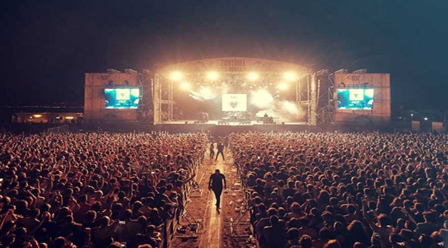 Ankara'da rock müziğin geçit töreni