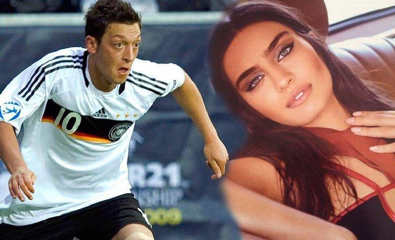Mesut Özil ve Amine Gülşe aşkı tam gaz devam ediyor