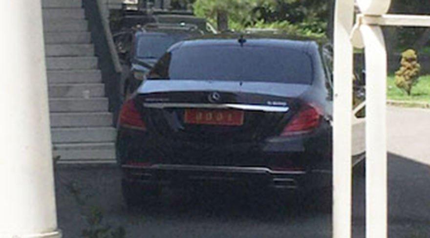 Frak milli değil ama Alman marka Mercedes mi milli?