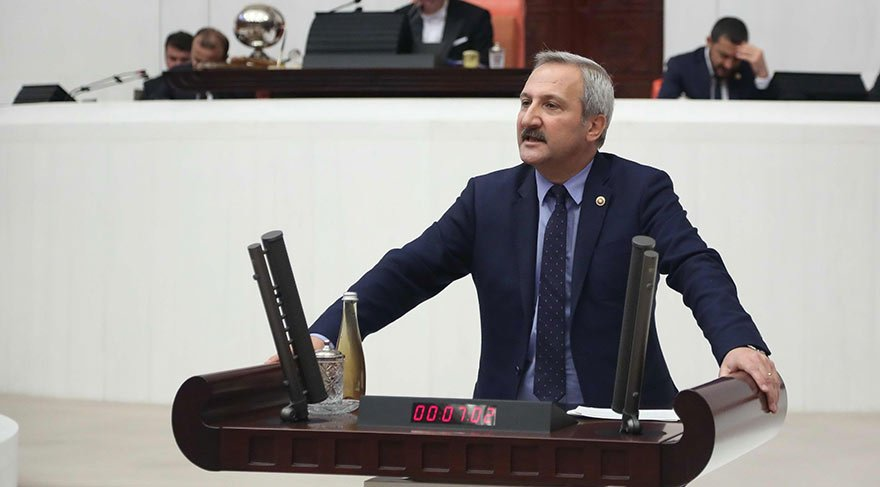 MHP Antalya Milletvekili Ahmet Selim