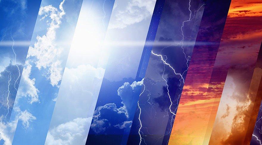 13 Temmuz hava durumu (Meteoroloji açıkladı, yağmur geliyor mu?)