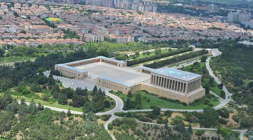 Anıtkabir'in alanı 2023'te 100 bin metrekare azalacak