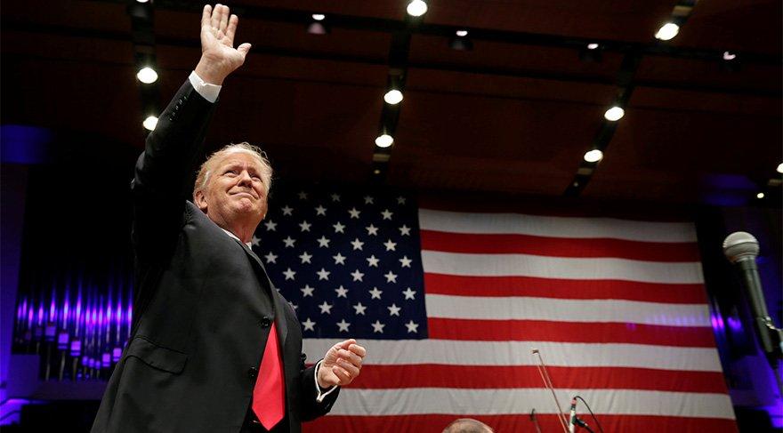 Trump'tan skandal sözlerin ardı arkası kesilmiyor!