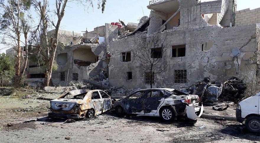 Suriye'de bir ilk… Ateşkese rağmen…